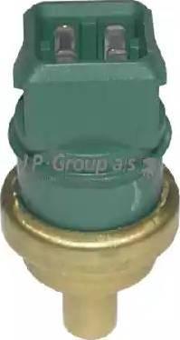 JP Group 1193100300 - Датчик, температура охлаждающей жидкости car-mod.com