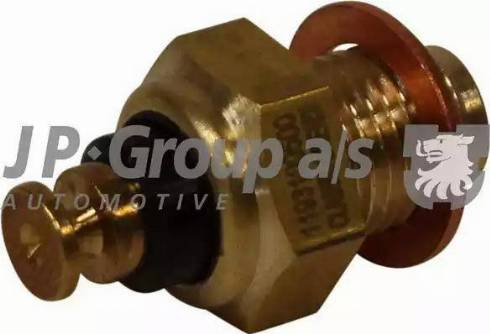JP Group 1193100500 - Датчик, температура охлаждающей жидкости avtokuzovplus.com.ua