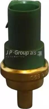 JP Group 1193101200 - Датчик, температура охлаждающей жидкости avtokuzovplus.com.ua