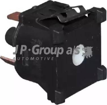 JP Group 1196800100 - Выключатель вентилятора, отопление / вентиляция avtokuzovplus.com.ua