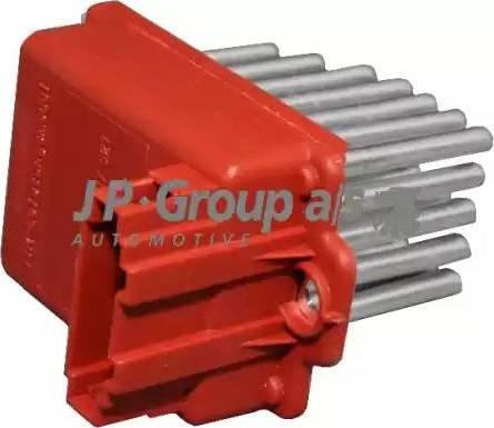 JP Group 1196850500 - Сопротивление, реле, вентилятор салона car-mod.com