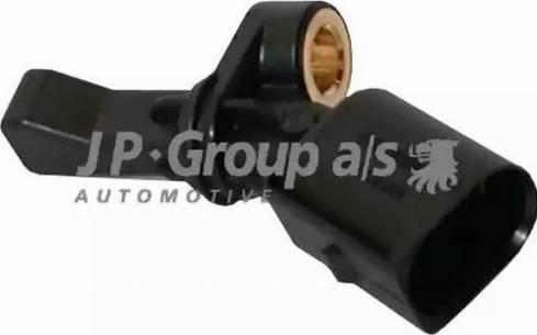 JP Group 1197101570 - Датчик ABS, частота вращения колеса autodnr.net