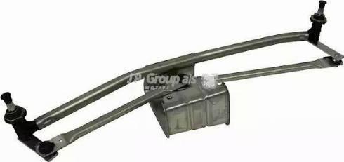 JP Group 1198101600 - Система тяг и рычагов привода стеклоочистителя autodnr.net