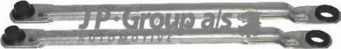 JP Group 1198150210 - Система тяг и рычагов привода стеклоочистителя avtokuzovplus.com.ua