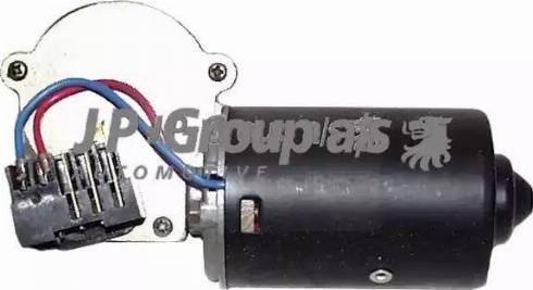 JP Group 1198200800 - Двигатель стеклоочистителя avtokuzovplus.com.ua