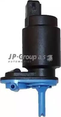 JP Group 1198500400 - Водяной насос, система очистки окон car-mod.com