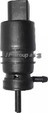 JP Group 1198500500 - Водяной насос, система очистки окон autodnr.net