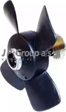JP Group 1199102100 - Вентилятор, охлаждение двигателя car-mod.com