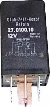 JP Group 1199207000 - Реле, система накаливания autodnr.net