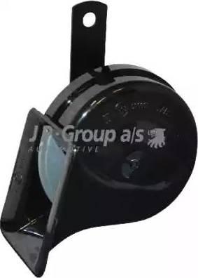 JP Group 1199500100 - Звуковой сигнал avtokuzovplus.com.ua