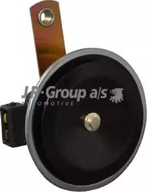 JP Group 1199500400 - Звуковой сигнал avtokuzovplus.com.ua