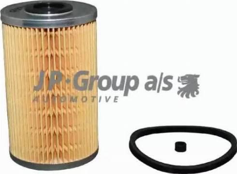 JP Group 1218700100 - Паливний фільтр autocars.com.ua