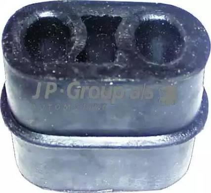 JP Group 1221600800 - Кронштейн, втулка, система выпуска ОГ car-mod.com