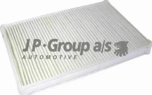 JP Group 1228100800 - Фильтр салонный autodnr.net