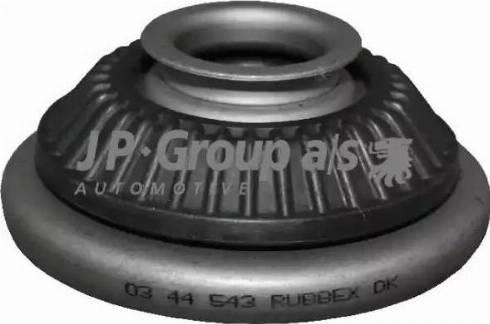 JP Group 1242400100 - Опора стійки амортизатора, подушка autocars.com.ua