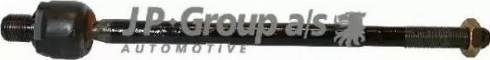 JP Group 1244501000 - Осевой шарнир, рулевая тяга car-mod.com