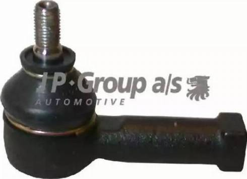 JP Group 1244601100 - Наконечник рульової тяги, кульовий шарнір autocars.com.ua