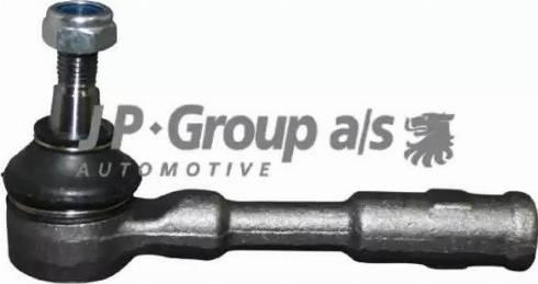 JP Group 1244601200 - Наконечник рулевой тяги, шарнир car-mod.com