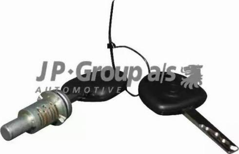 JP Group 1287500700 - Цилиндр замка car-mod.com