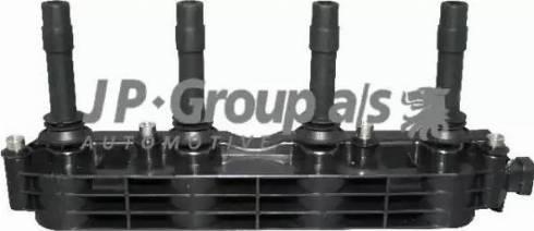 JP Group 1291600900 - Катушка зажигания avtokuzovplus.com.ua