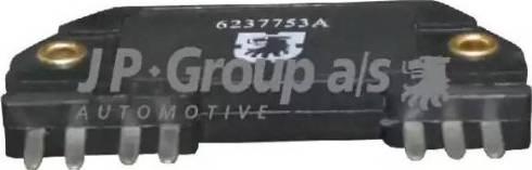 JP Group 1292100300 - Блок управления, система зажигания car-mod.com