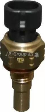 JP Group 1293100100 - Датчик, температура охлаждающей жидкости avtokuzovplus.com.ua