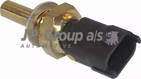 JP Group 1293100500 - Датчик, температура охлаждающей жидкости avtokuzovplus.com.ua