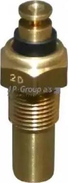JP Group 1293100800 - Датчик, температура охлаждающей жидкости car-mod.com