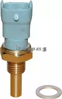 JP Group 1293102700 - Датчик, температура охлаждающей жидкости avtokuzovplus.com.ua