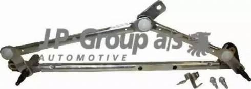 JP Group 1298100300 - Система тяг и рычагов привода стеклоочистителя autodnr.net