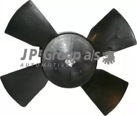 JP Group 1299100200 - Вентилятор, охлаждение двигателя car-mod.com