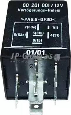 JP Group 1299200300 - Реле, интервал включения стеклоочистителя car-mod.com