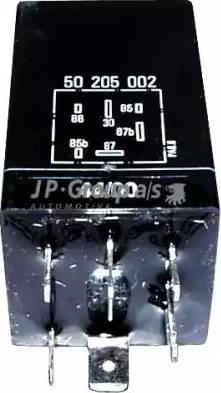 JP Group =1299200700 - Реле, топливный насос autodnr.net