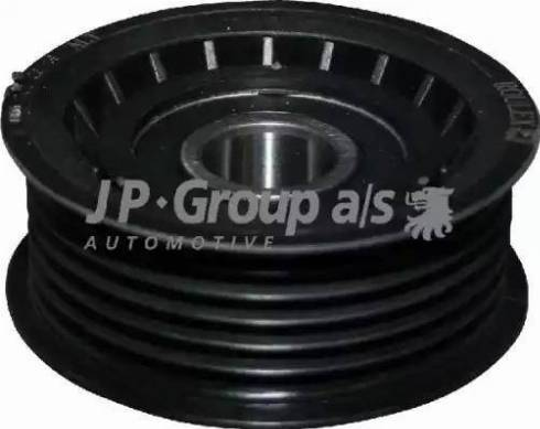 JP Group 1318300400 - Паразитный / ведущий ролик, поликлиновой ремень autodnr.net