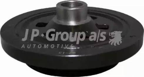 JP Group 1318301700 - Ременный шкив, коленчатый вал autodnr.net