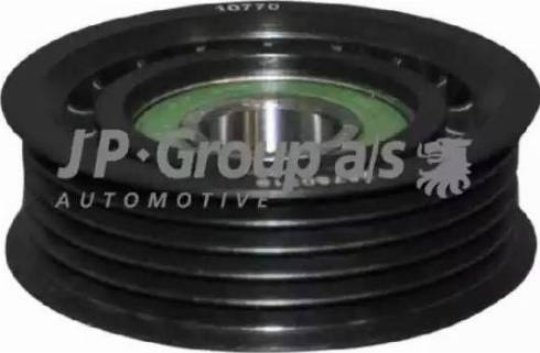 JP Group 1318302000 - Паразитный / ведущий ролик, поликлиновой ремень autodnr.net