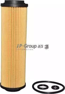 JP Group 1318501800 - Масляний фільтр autocars.com.ua