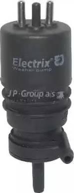 JP Group 1398500200 - Водяной насос, система очистки фар car-mod.com