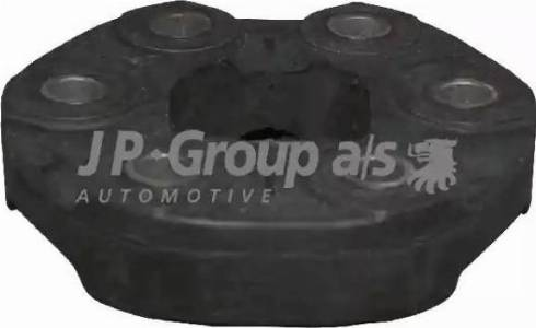 JP Group 1453800400 - Эластичная муфта карданного вала car-mod.com
