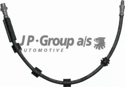 JP Group 1461601100 - Тормозной шланг avtokuzovplus.com.ua