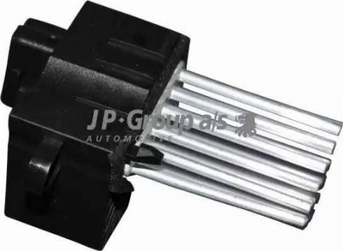 JP Group 1496850100 - Сопротивление, реле, вентилятор салона car-mod.com