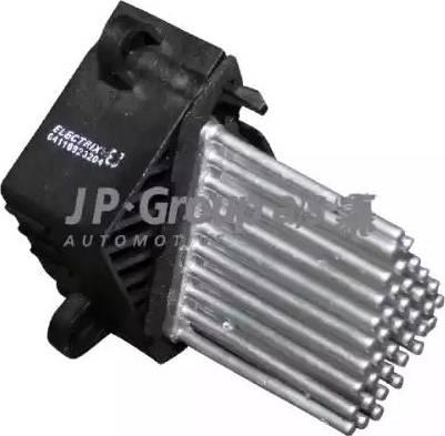 JP Group 1496850200 - Сопротивление, реле, вентилятор салона car-mod.com