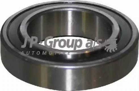 JP Group 1553900202 - Gultnis, Kardānvārpstas vidējais gultnis car-mod.com