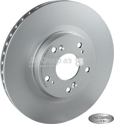 JP Group 3463102600 - Тормозной диск autodnr.net