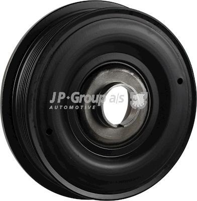 JP Group 4318300700 - Ремінний шків, колінчастий вал autocars.com.ua