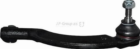 JP Group 4344600780 - Наконечник поперечной рулевой тяги autodnr.net