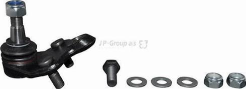 JP Group 4840300200 - Шаровая опора, несущий / направляющий шарнир car-mod.com