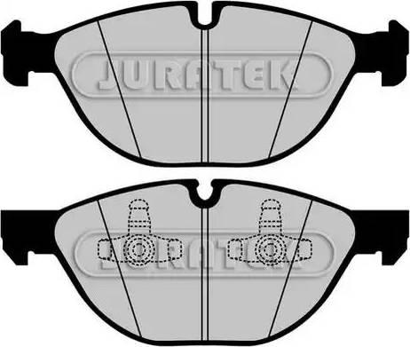 Juratek JCP277 - Комплект тормозных колодок, дисковый тормоз autodnr.net