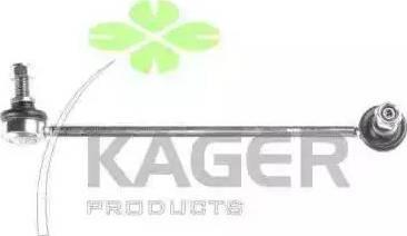 Kager 850215 - Тяга / стойка, стабилизатор car-mod.com