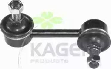 Kager 850346 - Тяга / стойка, стабилизатор car-mod.com